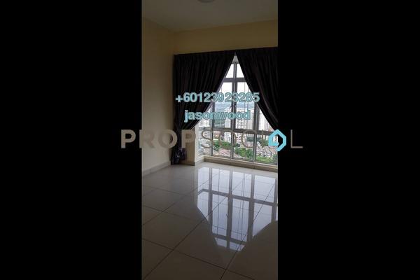 Condominium For Rent in Sky Vista Residensi, Cheras Freehold Semi Furnished 3R/2B 2.1k