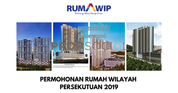 Condominium For Sale in Residensi Bintang, Bukit Jalil Freehold Unfurnished 3R/2B 300k