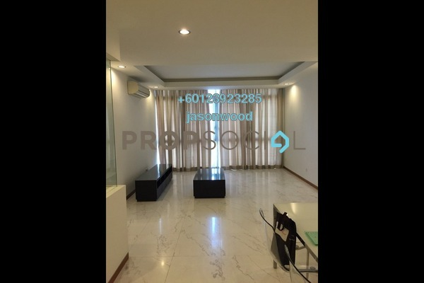 Condominium For Rent in Twins, Damansara Heights Freehold Fully Furnished 3R/3B 4k