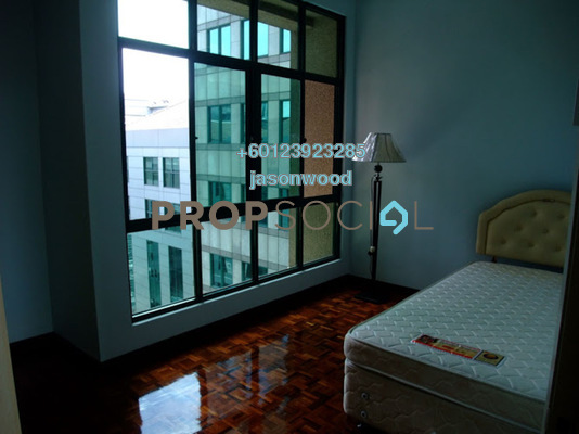 Condominium For Rent in Menara Avenue, KLCC Freehold Fully Furnished 3R/2B 3.2k