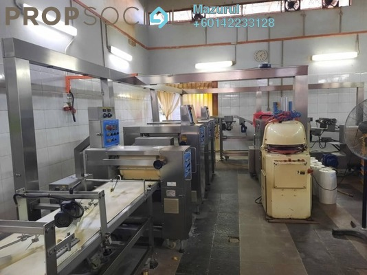 Factory For Sale in Taman Tampoi, Johor Bahru Freehold Fully Furnished 2R/2B 2.25m