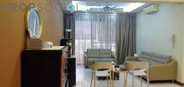 Condominium For Rent in Casa Kiara I, Mont Kiara Freehold Fully Furnished 3R/3B 2.8k