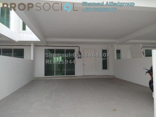 Superlink For Sale in Elvina, Bandar Sri Sendayan Freehold Unfurnished 4R/4B 515k