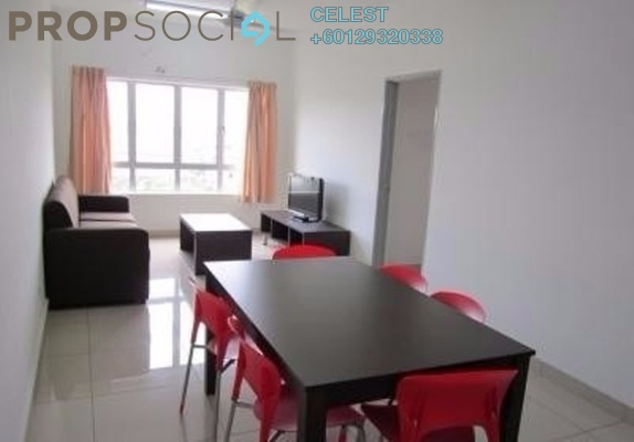 Condominium For Rent in Casa Residenza, Kota Damansara Leasehold Fully Furnished 3R/2B 1.6k