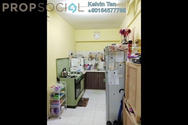Apartment For Sale in Nibong Indah, Sungai Nibong Freehold Unfurnished 3R/2B 240k
