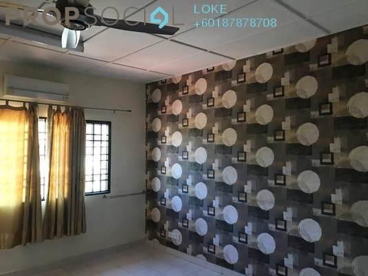 Link For Rent in Mahkota Walk, Bandar Mahkota Cheras Freehold Semi Furnished 4R/3B 1.5k