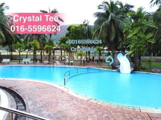 Condominium For Sale in Eden Fairway, Batu Ferringhi Freehold Fully Furnished 3R/2B 450k