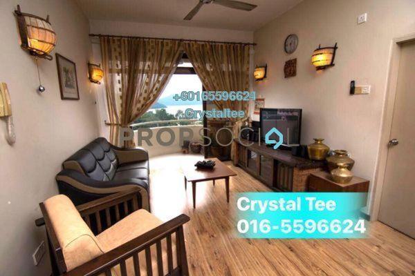 Condominium For Sale in Eden Seaview, Batu Ferringhi Freehold Fully Furnished 3R/2B 380k