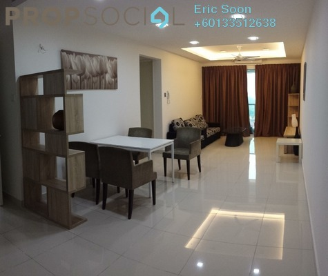 Condominium For Rent in The Regina, UEP Subang Jaya Freehold Fully Furnished 3R/3B 2.15k