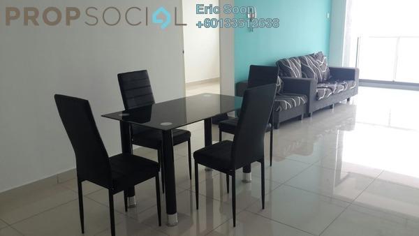 Condominium For Rent in The Regina, UEP Subang Jaya Freehold Semi Furnished 3R/3B 1.8k