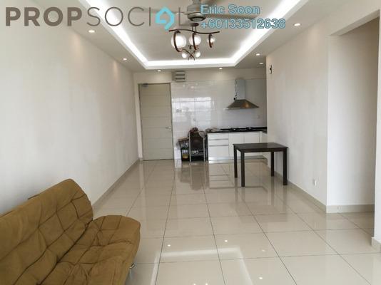 Condominium For Rent in The Regina, UEP Subang Jaya Freehold Semi Furnished 3R/3B 1.7k