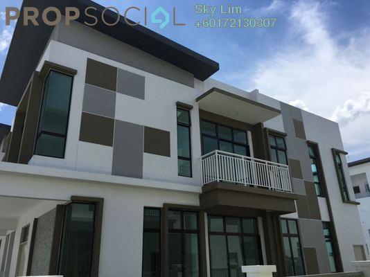 Semi-Detached For Sale in Taman Pulai Hijauan, Skudai Freehold Unfurnished 6R/9B 750k