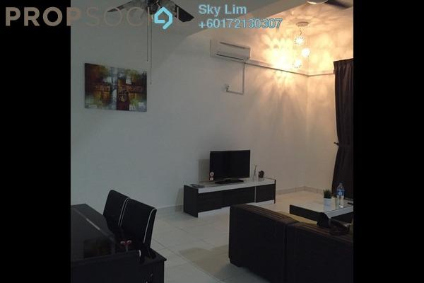 Superlink For Rent in Desaru Utama, Kota Tinggi Freehold Fully Furnished 4R/3B 3k