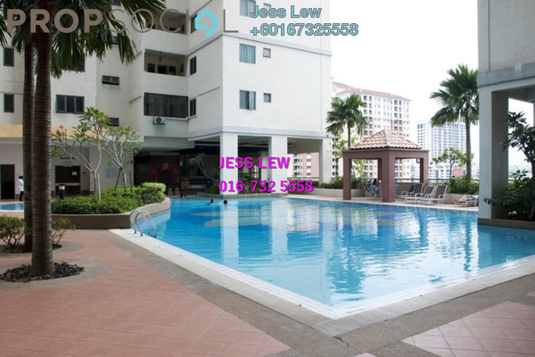 Serviced Residence For Sale in D'Alamanda, Cheras Freehold Semi Furnished 3R/3B 780k