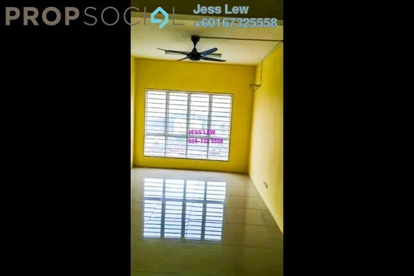 Condominium For Rent in Imperial Residence, Cheras South Freehold Unfurnished 3R/2B 1.3k