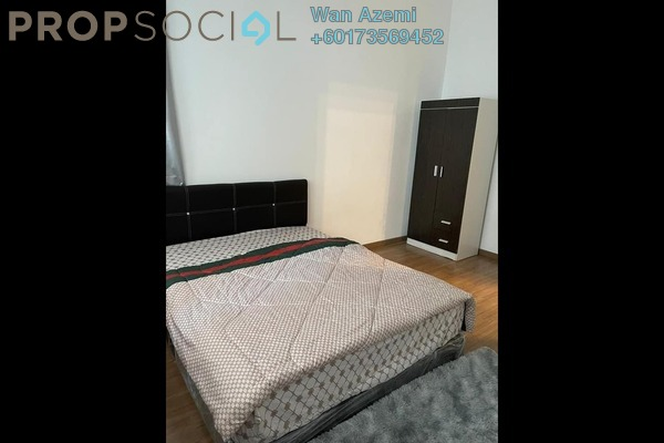 Condominium For Rent in Rica Residence, Sentul Freehold Fully Furnished 2R/1B 1.5k