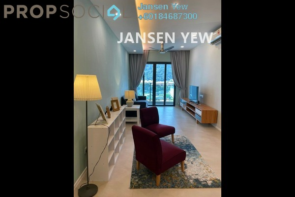 Condominium For Sale in Mira Residence, Tanjung Bungah Freehold Fully Furnished 3R/2B 1m