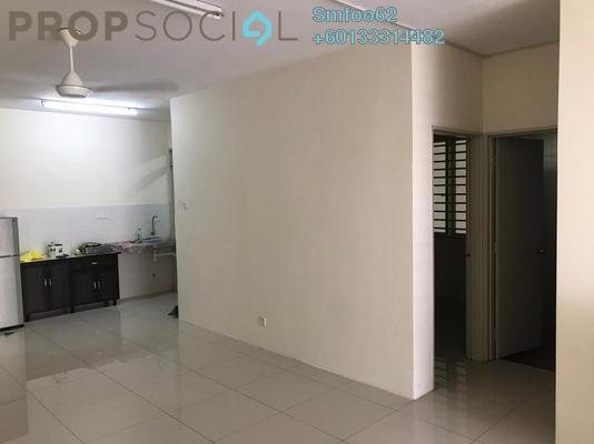 Condominium For Rent in Platinum Lake PV16, Setapak Freehold Unfurnished 4R/2B 1.6k