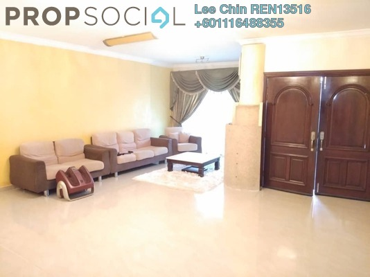 Terrace For Sale in Taman Taynton View, Cheras Freehold Semi Furnished 6R/3B 928k