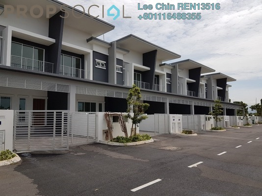 Terrace For Sale in Ridgeview Residences, Kajang Freehold Unfurnished 4R/3B 850k