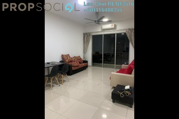 Condominium For Sale in Vistaria Residensi, Cheras Freehold Semi Furnished 3R/2B 590k