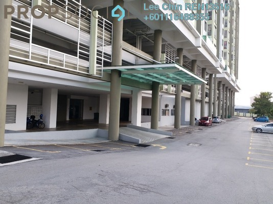 Condominium For Sale in Sentral Residences, Kajang Freehold Semi Furnished 3R/2B 395k