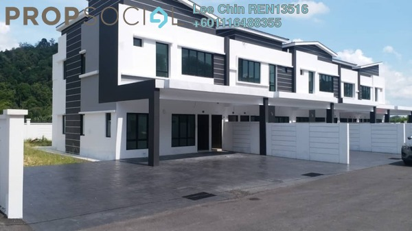 Townhouse For Sale in Admiral Park, Bandar Sungai Long Freehold Unfurnished 3R/2B 522k