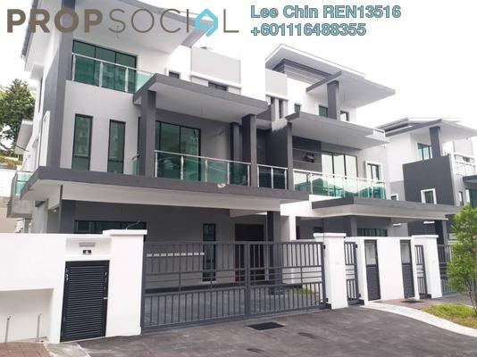 Semi-Detached For Sale in Camellia Residences, Bandar Sungai Long Freehold Unfurnished 5R/6B 1.53m