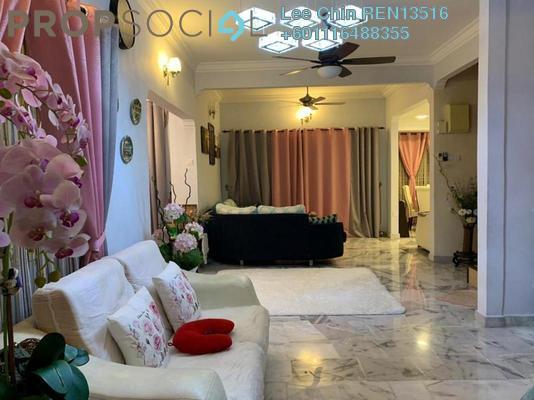 Terrace For Sale in Damai Bestari, Alam Damai Freehold Semi Furnished 3R/3B 1.48m