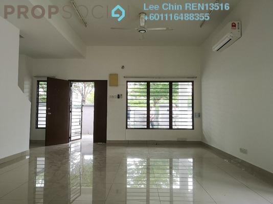Terrace For Sale in Bandar Damai Perdana, Cheras South Freehold Semi Furnished 4R/3B 1.15m