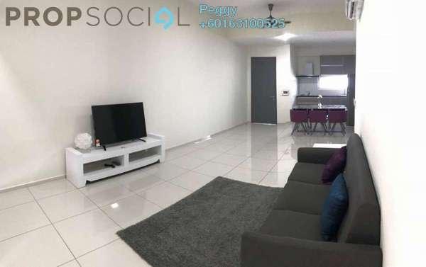 Condominium For Rent in Elevia Residences, Bandar Puchong Utama Freehold Fully Furnished 3R/2B 2.55k