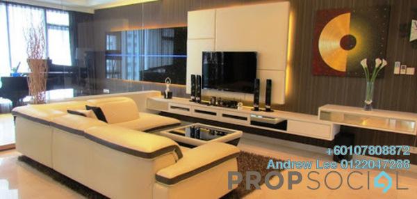 Condominium For Sale in Kiara 9, Mont Kiara Freehold Semi Furnished 3R/4B 1.3m