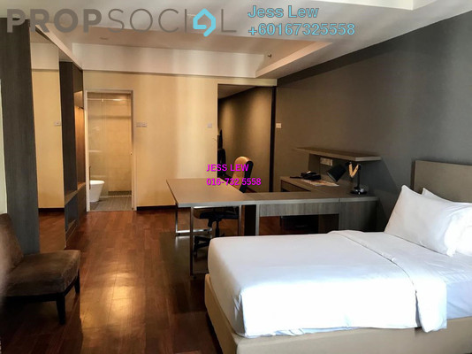 Serviced Residence For Rent in 591 Damansara SA, Shah Alam Freehold Fully Furnished 1R/1B 1.8k