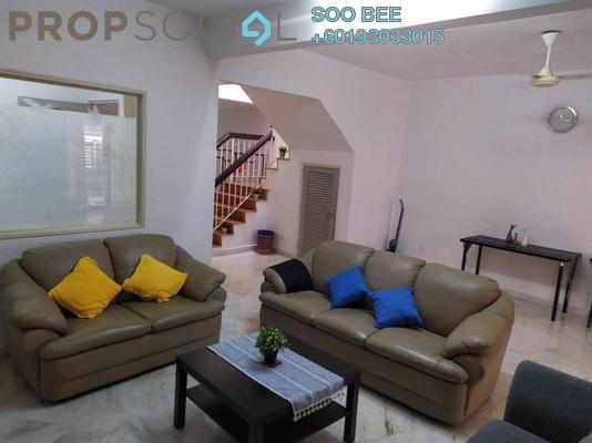 Terrace For Rent in BU12, Bandar Utama Freehold Fully Furnished 4R/3B 2.5k
