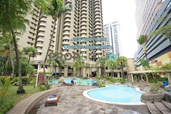 Condominium For Rent in Villa Puteri, Putra Freehold Fully Furnished 3R/2B 1.9k