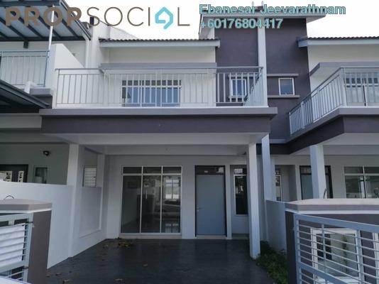 Terrace For Sale in Kepayang Residence, Taman Bukit Kepayang Freehold Unfurnished 4R/3B 445k
