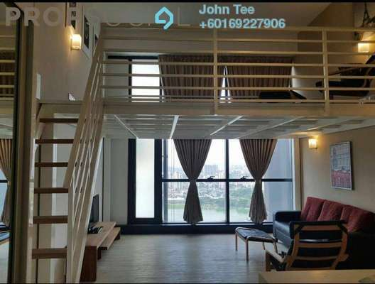 Serviced Residence For Rent in M City, Ampang Hilir Freehold Fully Furnished 1R/1B 2.49k