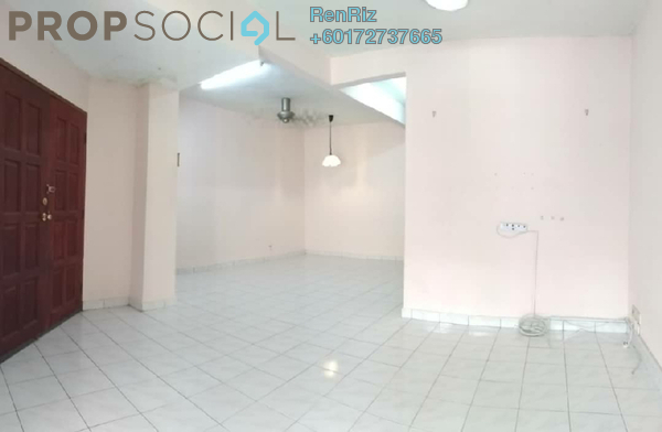 Terrace For Rent in Seksyen 4, Bandar Baru Bangi Freehold Semi Furnished 4R/3B 1.5k