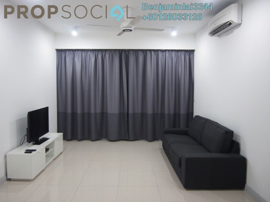 Condominium For Sale in The Westside One, Desa ParkCity Freehold Semi Furnished 1R/1B 760k
