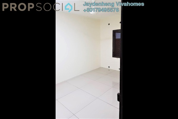Terrace For Rent in Section 8, Petaling Jaya Freehold Unfurnished 4R/3B 1.7k