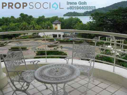 Condominium For Sale in Gold Coast, Bayan Indah Freehold Fully Furnished 3R/2B 860k