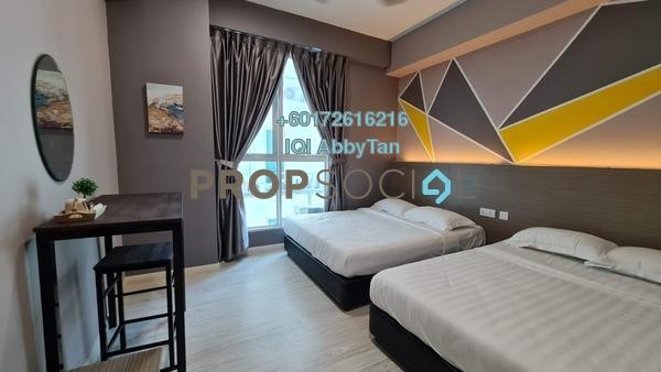 Condominium For Rent in Sutera Avenue, Kota Kinabalu Freehold Semi Furnished 2R/1B 1.6k