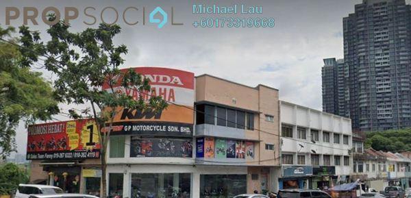 Shop For Rent in Jalan Pahang, Titiwangsa Freehold Unfurnished 0R/0B 3.8k