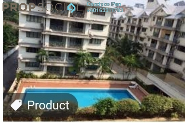 Condominium For Rent in Bangsar Permai, Bangsar Freehold Fully Furnished 1R/1B 2k