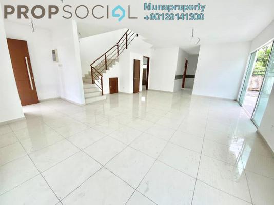 Semi-Detached For Sale in Plumeria @ Sri Jaromas, Jenjarom Freehold Unfurnished 4R/6B 680k
