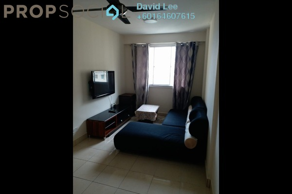 Apartment For Sale in Sri Saujana Apartment, Georgetown Freehold Fully Furnished 3R/1B 240k