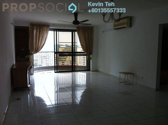 Condominium For Rent in Mont Kiara Astana, Mont Kiara Freehold Semi Furnished 3R/2B 3k