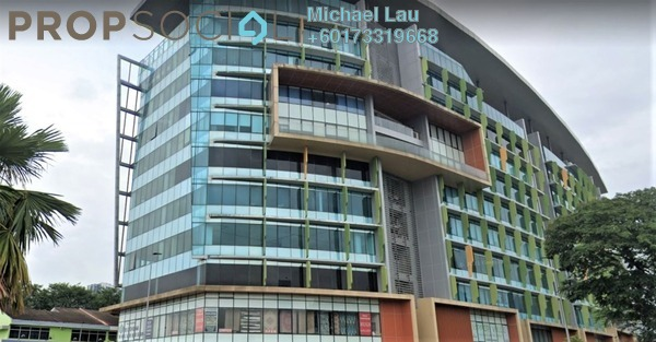 Office For Sale in Melawati Corporate Centre, Melawati Freehold Unfurnished 0R/0B 1m