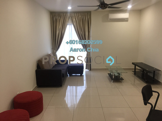Serviced Residence For Rent in Maisson, Ara Damansara Freehold Fully Furnished 2R/2B 2.3k