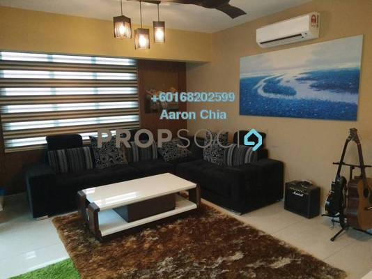 Serviced Residence For Rent in Maisson, Ara Damansara Freehold Fully Furnished 3R/2B 3.3k